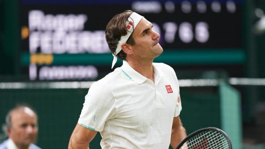 Roger Federer unsure if he'll ever play Wimbledon again