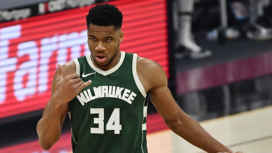 Giannis: Jazz are the best team in the West