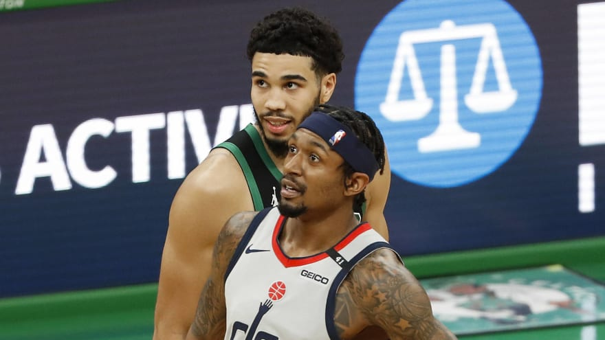Beal wants to team up with Tatum in Boston?