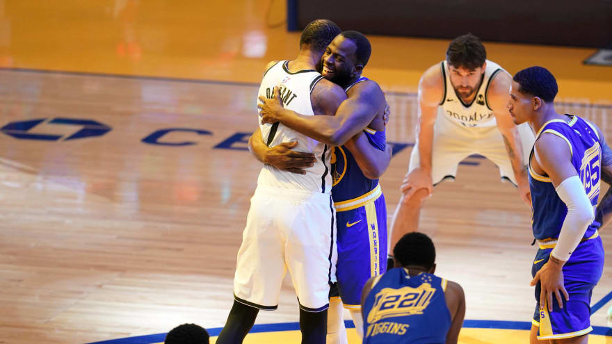 Draymond Green, Kevin Durant discuss infamous 2018 argument