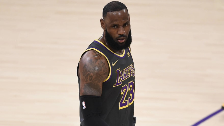 LeBron again makes history with latest triple-double