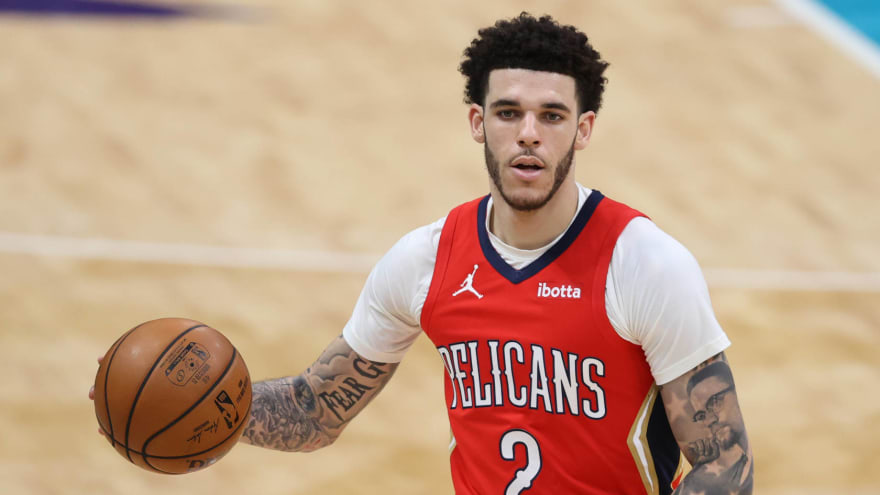 Lonzo Ball agrees to four-year contract with Bulls