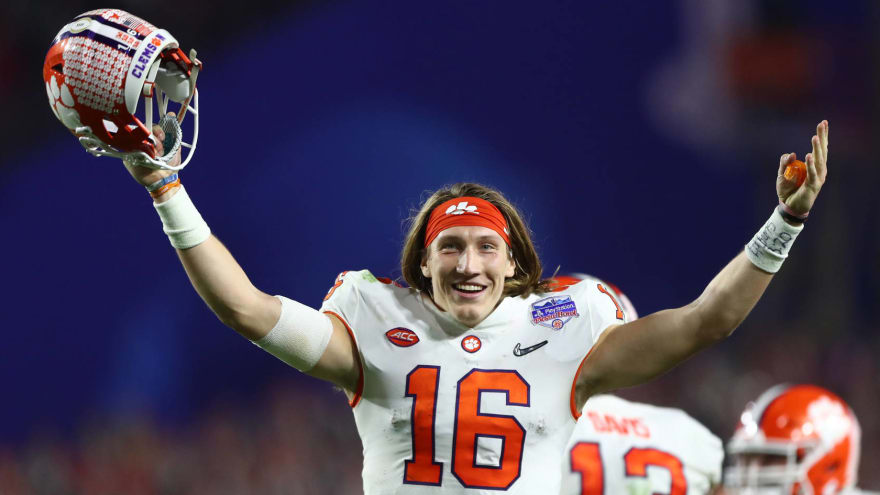Should the Panthers tank for Trevor Lawrence?