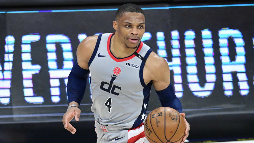Westbrook reportedly was Lakers' 'Plan B'