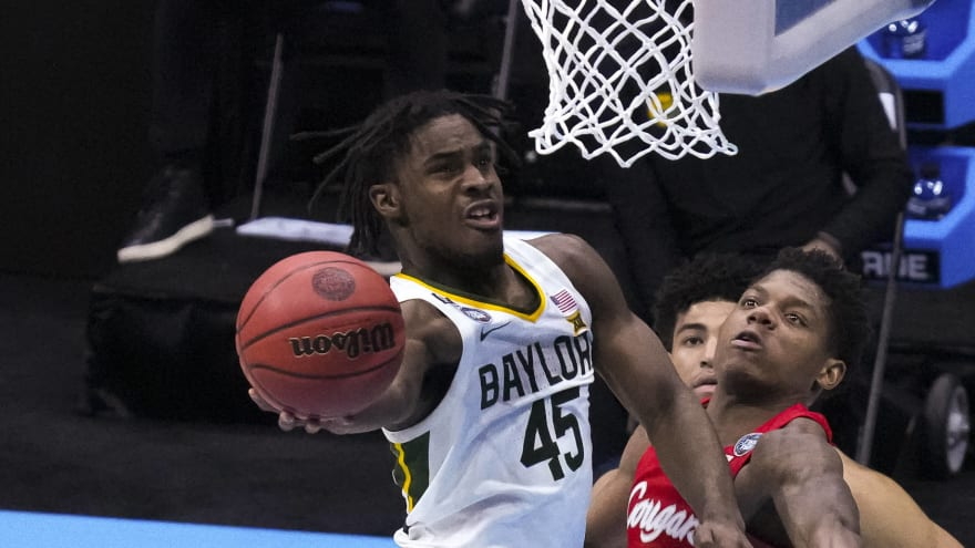 Report: Baylor's Davion Mitchell declaring for 2021 NBA Draft