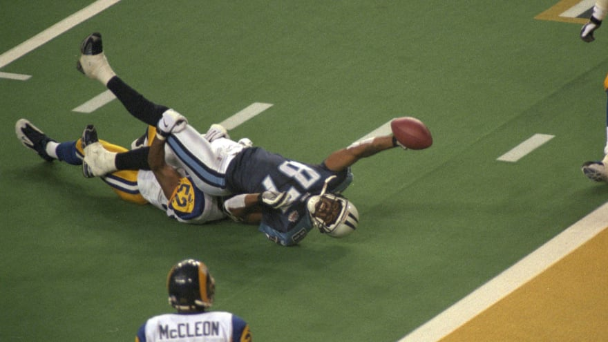 The 25 best plays in Super Bowl history