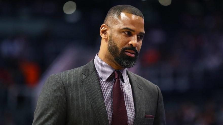 Nets' Ime Udoka reportedly atop Celtics' head-coaching list