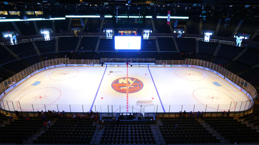 Isles sell out season tix for inaugural UBS Arena campaign