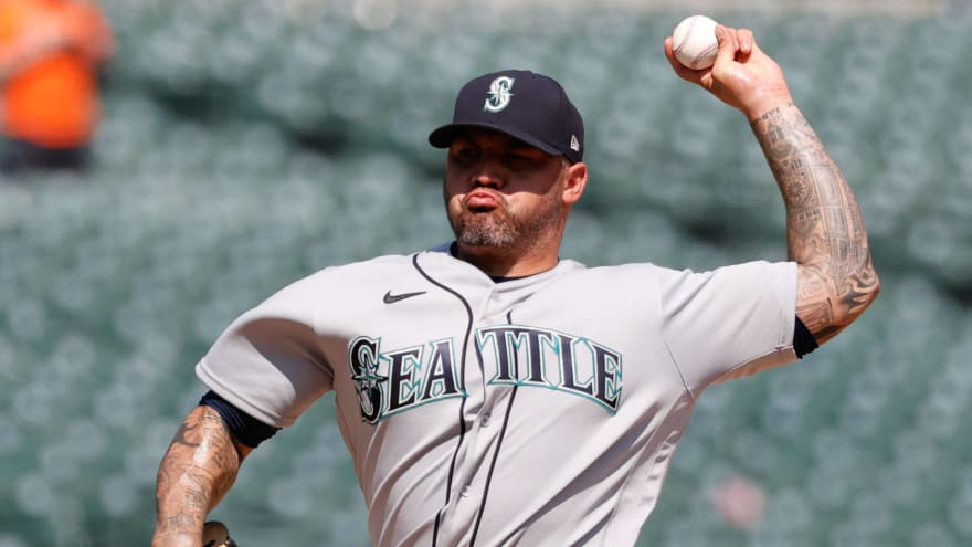 Hector Santiago ejected under foreign substance rules
