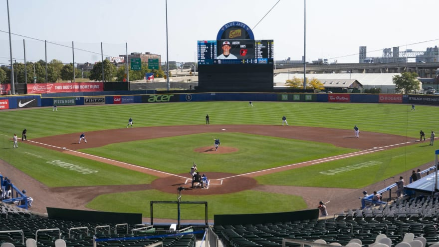 Blue Jays likely to play home games in Buffalo again?