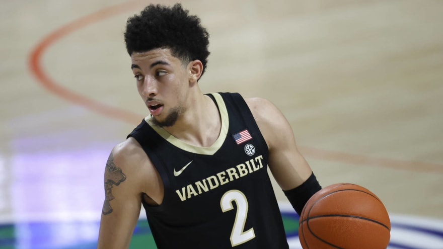 Scotty Pippen Jr. declares for 2021 NBA Draft