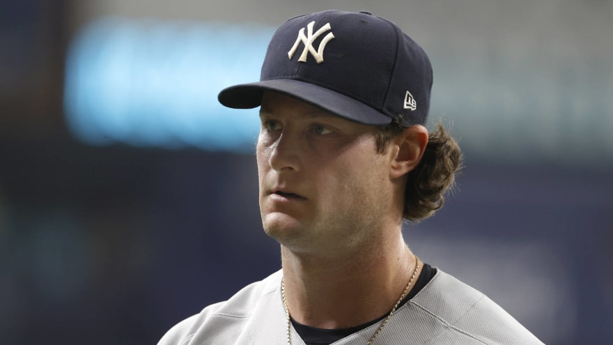 Yankees ace Gerrit Cole tests positive for COVID-19