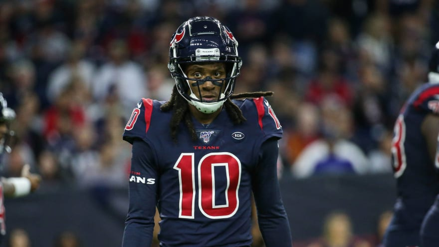 DeAndre Hopkins misses second straight practice due to illness