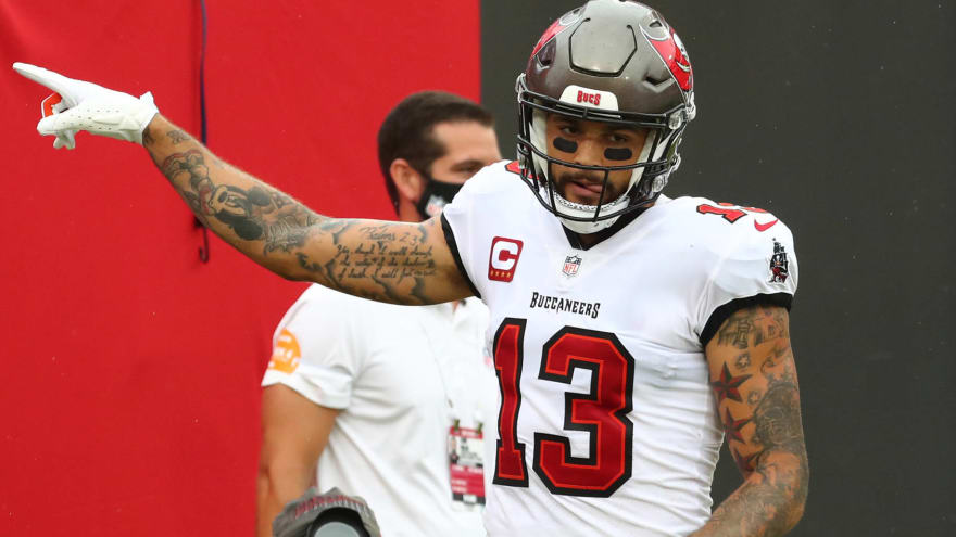 Mike Evans expected to play vs. Vikings