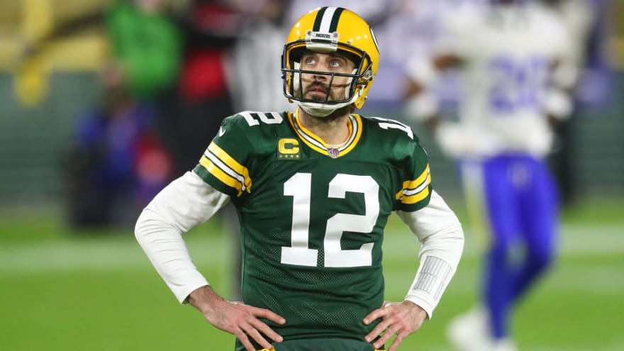 Aaron Rodgers not feeling pressure to win second ring