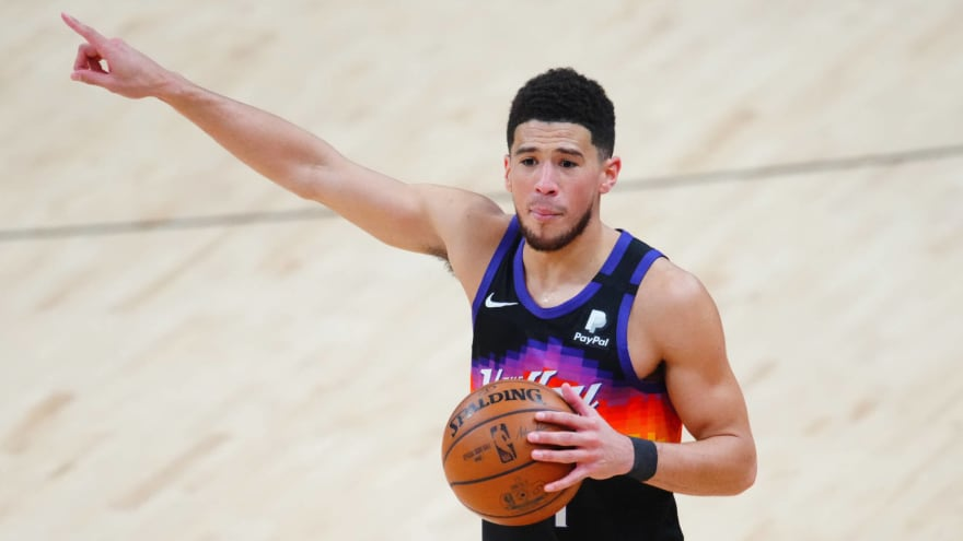 Devin Booker commits to play for Team USA at Tokyo Olympics