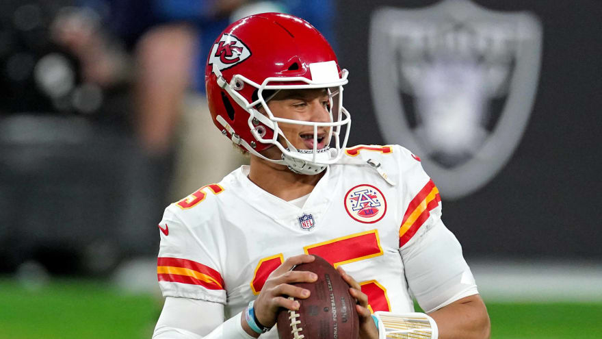 Mahomes sees no problems moving forward after toe surgery
