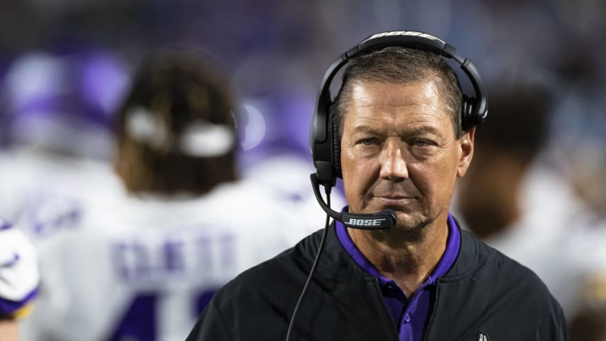 Report: Assistant Rick Dennison to remain with Vikings
