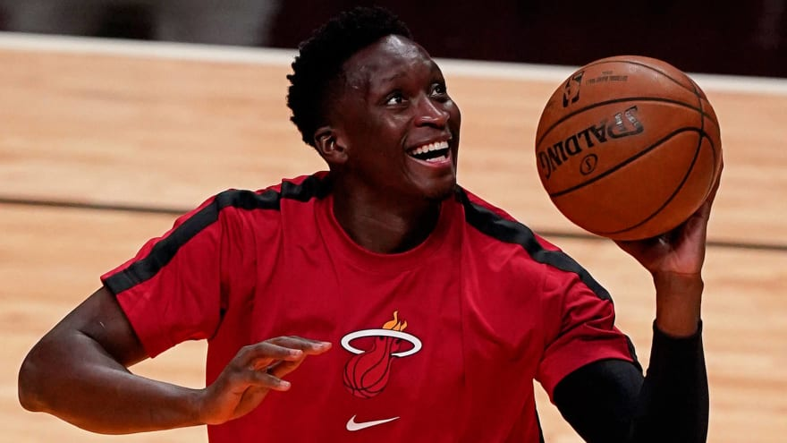 Report: Victor Oladipo ahead of schedule in his recovery