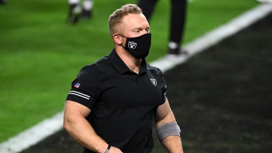 Jon Gruden's son Deuce to remain on Raiders' coaching staff