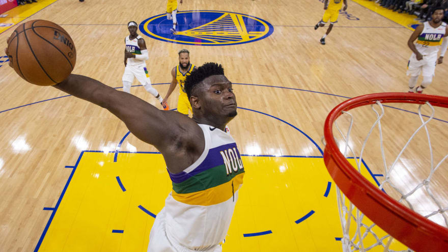 Could Zion propel Pelicans into playoffs? The Lakers hope not