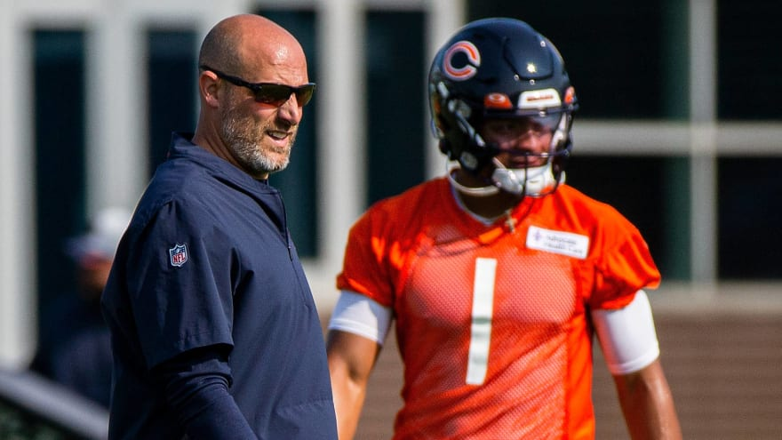 Nagy roasted for latest comment about Justin Fields