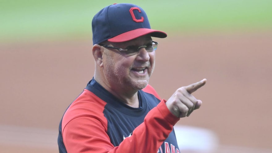 Francona 'recovering well,' expected to return to Cleveland
