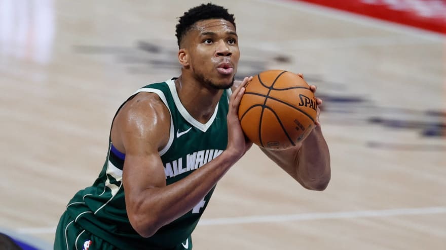 Giannis Antetokounmpo says Jazz are best team in the West