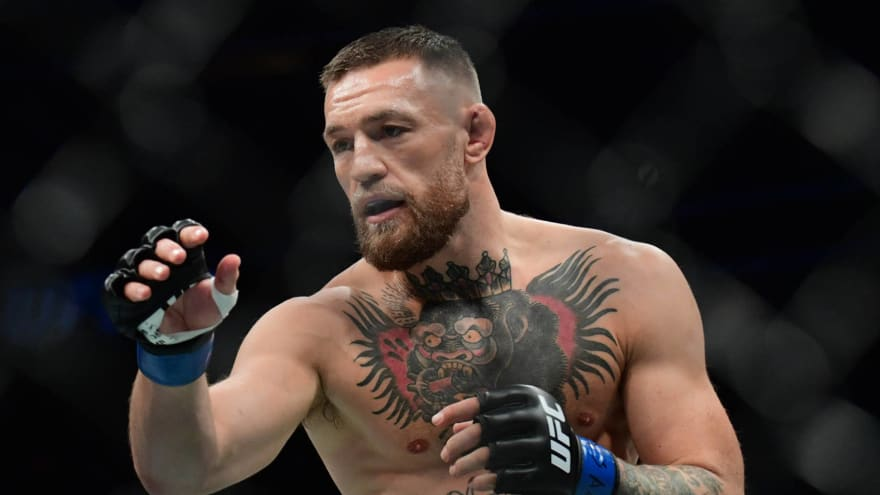 Conor McGregor 'feeling tremendous' after three-hour leg surgery