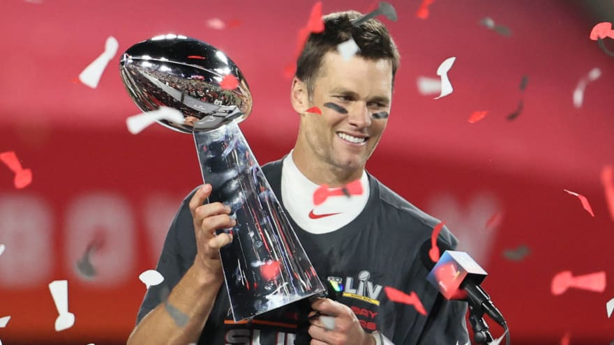 Tom Brady: Return to New England will be 'great day for football'