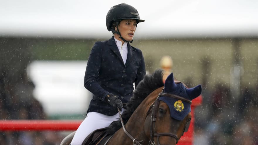 Jessica Springsteen selected to U.S. Equestrian team