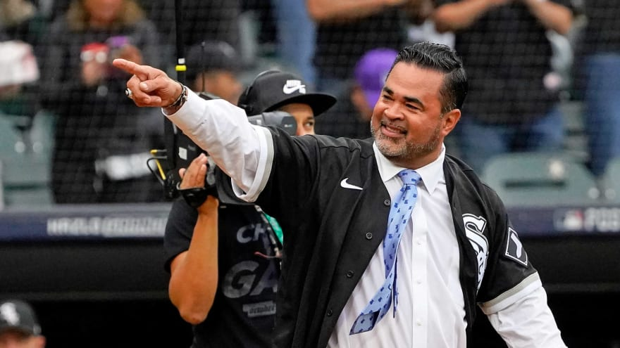 Padres interview Ozzie Guillen in managerial search