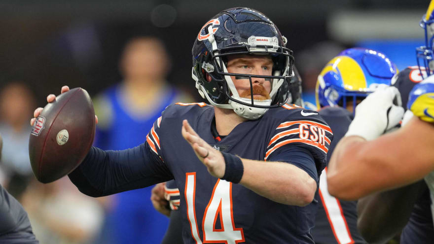 Bears QB Andy Dalton eager to move on after Week 1 performance, loss