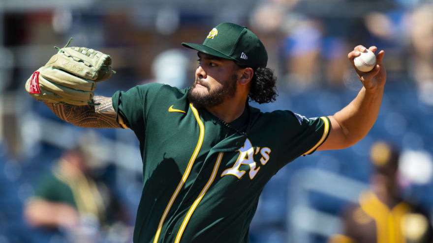 The Oakland Athletics' offseason, reviewed