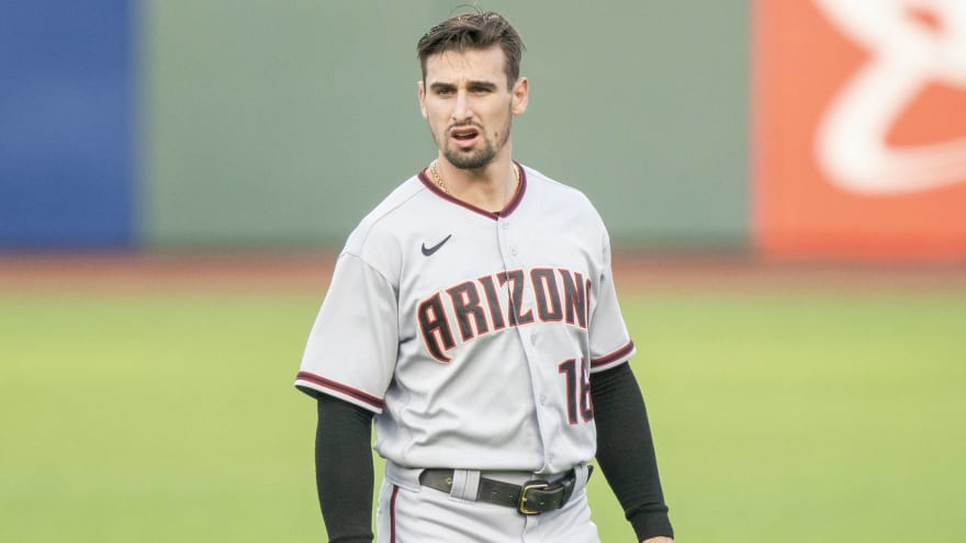 D-backs OF Tim Locastro tests positive for COVID-19