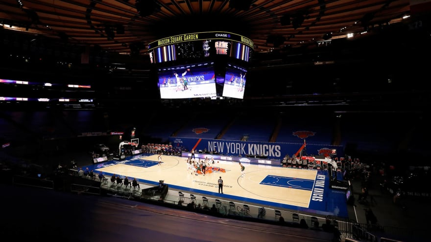 Knicks ticket prices surge for Game 1 against Hawks at MSG