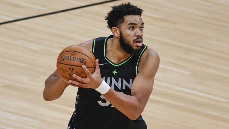 Knicks eyeing Karl-Anthony Towns trade?