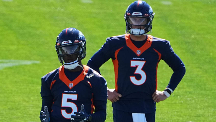 Fangio: 'Too early' to make conclusions about QB battle
