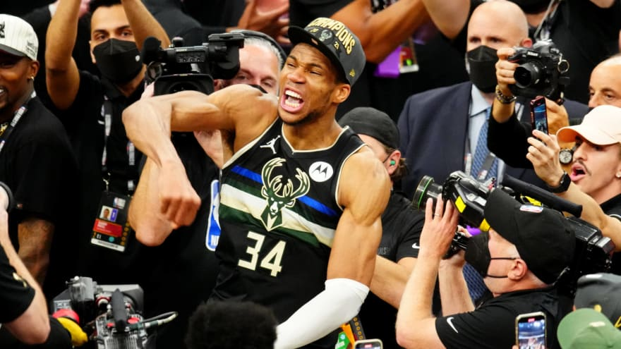 Giannis 'already thinking about' Bucks winning another title