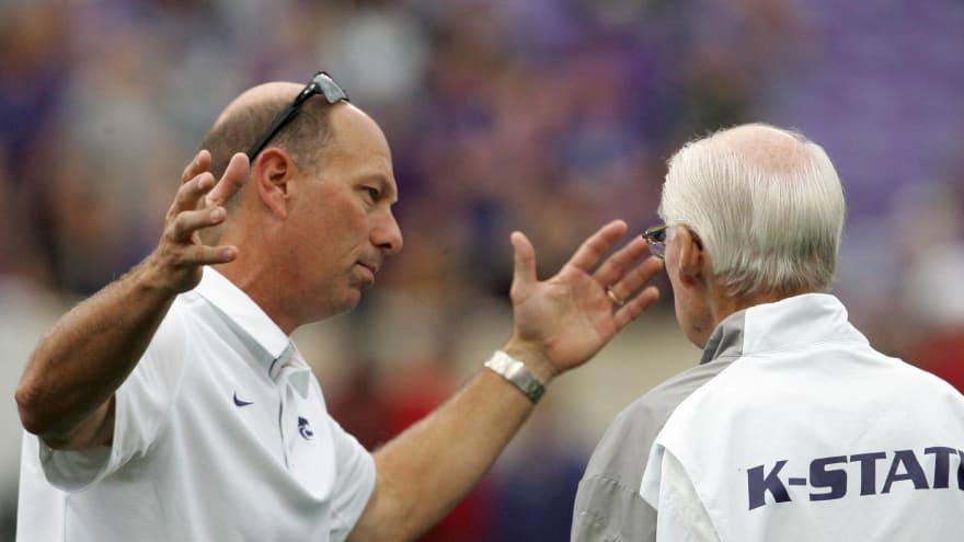Kansas State's pride gets in way of splashy coach hire