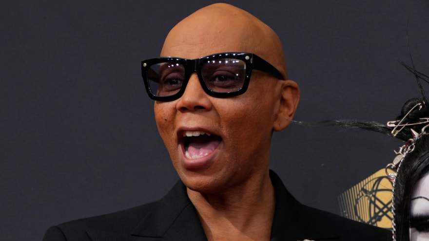 RuPaul makes Emmys history after 'RuPaul's Drag Race' claims best reality competition program