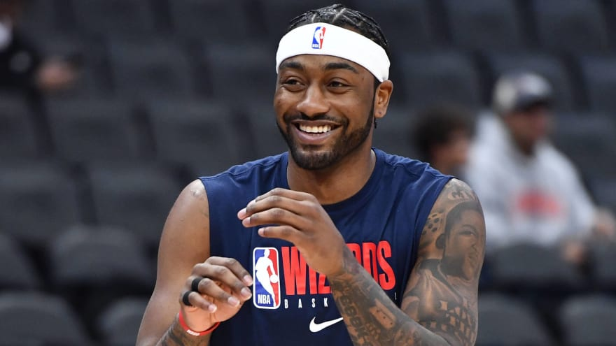 John Wall unlikely to return for Wizards if season resumes