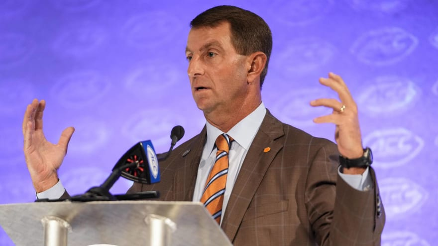 Clemson, Florida State also looking to join SEC?