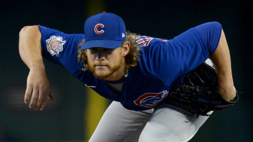 Cubs trade All-Star closer Craig Kimbrel to Chicago White Sox