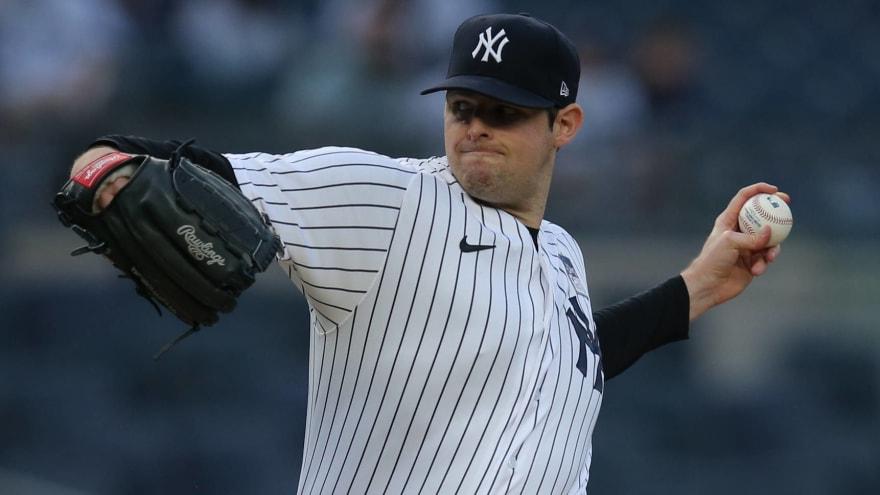 Yankees' Jordan Montgomery positive for COVID-19