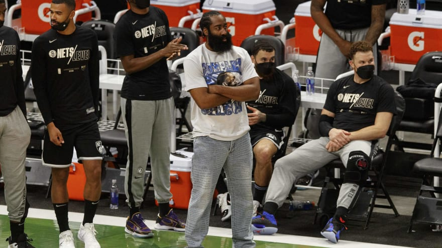 James Harden reportedly 'determined' to play in Game 5