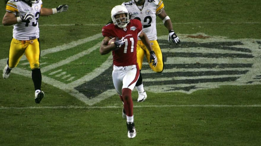 The 'Cardinals with 1,000 receiving yards' quiz