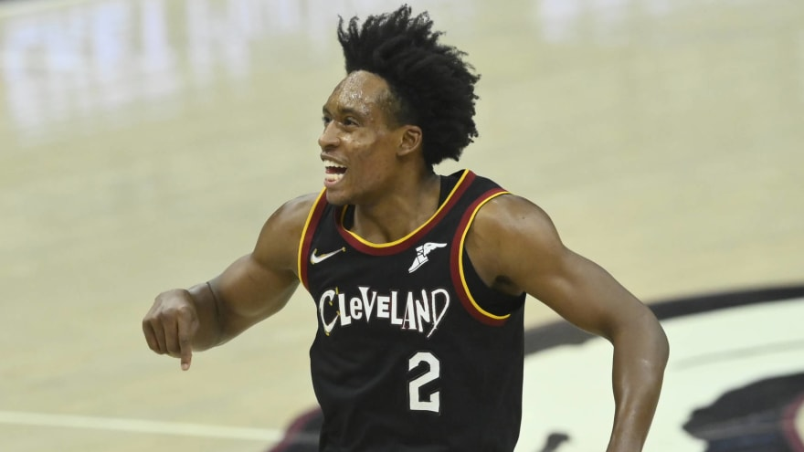 Knicks reportedly lead pursuit of Cavs' Collin Sexton