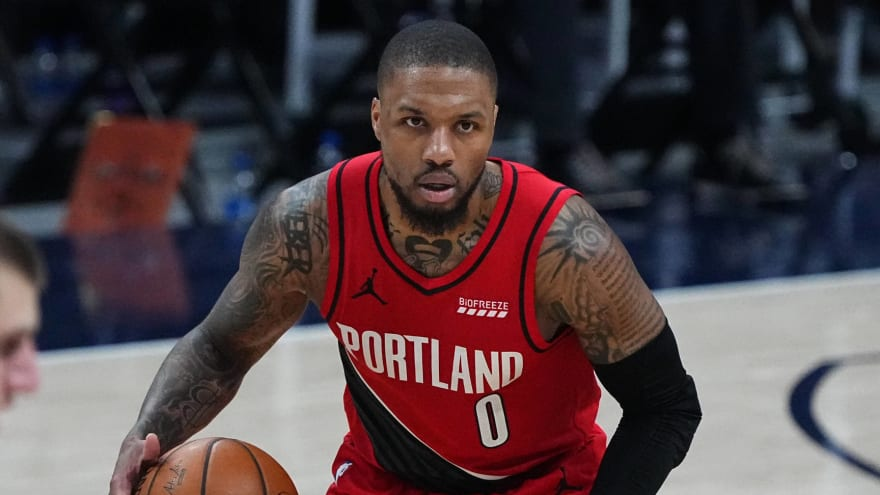'Six or seven' teams think they can get Damian Lillard?