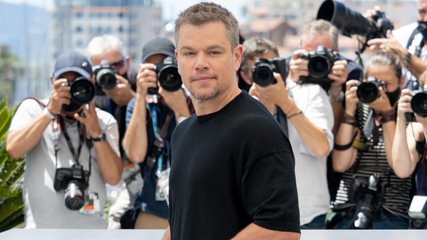 Matt Damon casually used homophobic slur until daughter told him to stop